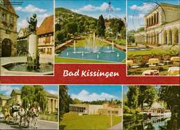 1076812  Bad Kissingen Mehrbildkarte - Unclassified