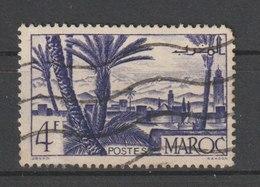 MiNr. 252  Marokko 1947/1949. Freimarken: Städteansichten. - Marokko (1956-...)