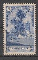 MiNr. 93 Spanisch-Marokko 1928, 7. Sept. Freimarken: Sehenswürdigkeiten Und Landschaften. - Spanisch-Marokko