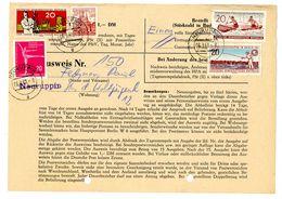 NEURUPPIN - Sammler Ausweis 1961 - DDR