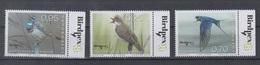 Luxemburg 2018 Birds Mnh - Luxembourg