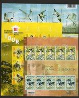 BELGIE LOT BLOKKEN PC 3 NEUF MNH ** IMPERFORATED ND VF - Belgique