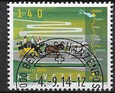 2014 Schweiz Mi. 2364 FD-used    Der Lindauer Bote - Usati