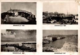 GRANVILLE  TRANSFORMATIONS DU PORT - Granville
