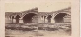 Photos - Stéréo. : LYON : Pont De La Méditérannée - Stereoscopic