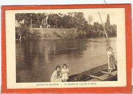 Puy De Dome : Maringues, Environs, Le Bac, Passage De L'Allier A Vialle... - Maringues