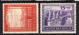 Deutsches Reich, 1941, Mi 804-805 **, Wiener Messe [261218StkKV] - Alemania
