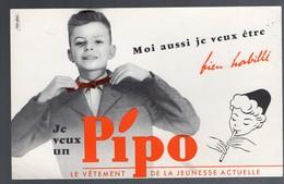Buvard Vêtements PIPO (PPP10046) - Textile & Clothing