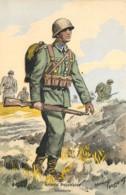 Pologne - Armée Polonaise - Infanterie - Uniformes