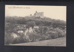 Österreich AK Schloss Ernstbrunn Mit Dörfles 1912 - Österreich