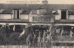 CPA - St Raphaël Valescure - Foyer Du Soldat De L'Union France Américaine - Y.M.C.A - Saint-Raphaël