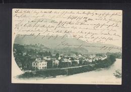 Österreich AK Gruß Aus Steyr 1909 Gelaufen - Steyr