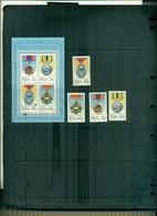 AFRIQUE DU SUD MEDAILLES MILITAIRES 4 VAL+ BF NEUFS A PARTIR DE 0.50 EUROS - Afrique Du Sud (1961-...)