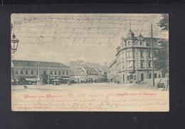 Österreich AK Graz Griesplatz 1900 - Graz