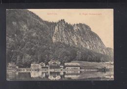 Österreich AK St. Gilgen Gasthof Lueg 1907 - St. Gilgen