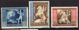 Deutsches Reich, 1942, Mi 823-825 * [261218StkKV] - Unused Stamps