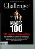 N° 100 Nov 2007 Magazine CHALLENGES Challenge - Politique