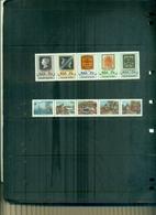 AFRIQUE DU SUD JOURNEE DU TIMBRE 90-92 10 VAL NEUFS A PARTIR DE 0.75 EUROS - Afrique Du Sud (1961-...)