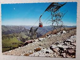 CPSM SUISSE  Téléférique Glacier Des Diablerets 2é Tronçon - VD Vaud