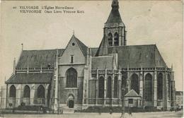 Vilvoorde Vilvorde L'Eglise Notre-Dame Onze Lieve Vrouwe Kerk - Vilvoorde