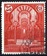 España Nº 607 En Usado - 1889-1931 Royaume: Alphonse XIII