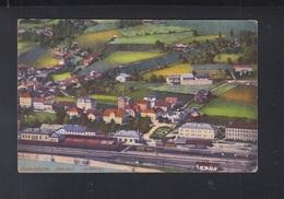 Österreich AK Bischofshofen Bahnhof - Bischofshofen