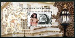 Tuvalu 1999 Queen Elizabeth The Queen Mothers Century - SPECIMEN - MS MNH (SG MS850) - Tuvalu