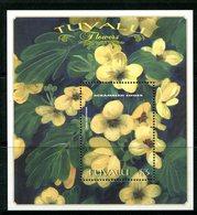 Tuvalu 1999 Flowers Sheetlet MS MNH (SG MS863) - Tuvalu