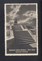 Dt. Reich AK Unseren Toten Helden Gemeinde Raitbach - Lörrach