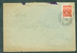Yugoslavia 1948 Ambulance Bahnpost Railway Mail Post Beograd - Jesenice 9 2 Letter - 1945-1992 Socialist Federal Republic Of Yugoslavia
