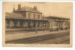 Gare De LAQUEUILLE (63) - Autres Communes