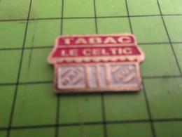 113b Pins Pin's / Rare & Belle Qualité THEME MARQUES / BAR TABAC PMU LE CELTIC - Marques