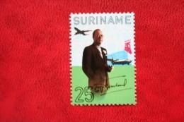 Prins Bernard ; NVPH Nr: 564 Mi 604 ; 1971 MNH / Postfris SURINAME / SURINAM - Surinam ... - 1975