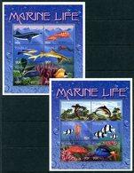 Tuvalu 2000 Marine Life Sheetlet (6) Set MNH (SG 877-912) - Tuvalu