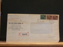 A8253A LETTRE   RECOMM.  1967 - 1944-... Republique