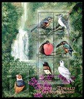 Tuvalu 2000 South Pacific Birds Sheetlet (3) Set MNH (SG 933-950) - Tuvalu