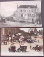 Tres Joli Lot De 20 Cpa Diverses, Villages , France , Tres Belles Animations - A Voir (31) - Cartes Postales