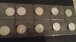 Pieces De 5f Argent - France