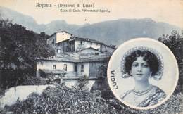 Acquate - Dintorni Di Lecco - Casa Di Lucia Promessi Sposi - Italie - Lecco