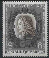 1985 Europa C.E.P.T., Austria, Serie Completa Nuova (**) - Europa-CEPT