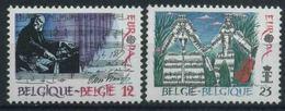 1985 Europa C.E.P.T., Belgio, Serie Completa Nuova (**) - Europa-CEPT