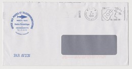 TAHITI Slogan Meter Postmark, Guitar Design, Papeete 2 Nov 1998 (C146) - Tahiti