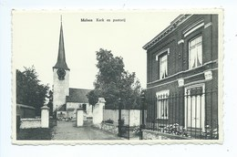 Melsen Kerk En Pastorij - Merelbeke