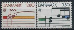 1985 Europa C.E.P.T., Danimarca, Serie Completa Nuova (**) - Europa-CEPT