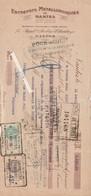 Nantes---loire Atlantique---44---entrepots Metallurgiques - Vieux Papiers
