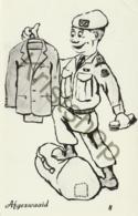 Militair Humor - AFGEZWAAID [AA21-0.251 - Umoristiche