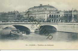 Paris - Théâtre Du Châtelet [AA21-0.855 - France