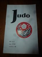 """1958 JUDO Technique Au Sol ,par A. Valin ----> Renversement Par """" GROUPER-PONTER """"; Etc - Sport"""