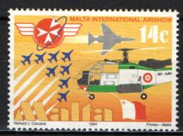 MALTA - 1994 - AIRSHOW - USATO - Malta