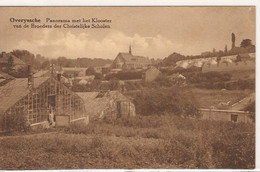 OVERIJSE DRUIVENKAS Panorama Klooster Van De Broeders Der Christelijke Scholen 6/159 D2 - Overijse